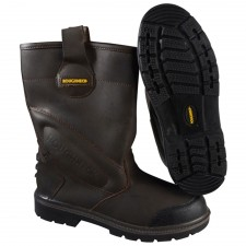 Roughneck Clothing Hurricane Composite Midsole Rigger Boots