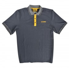Roughneck Clothing Grey Polo Shirt