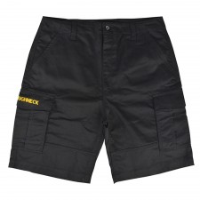 Roughneck Clothing Black Work Shorts