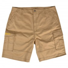 Roughneck Clothing Khaki Work Shorts