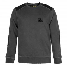 Roughneck Clothing Grey Crewneck Sweatshirt