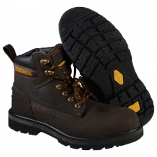 Roughneck Clothing Tornado Composite Midsole Brown Site Boots