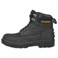 Roughneck Clothing Tornado Composite Midsole Matt Black Site Boots