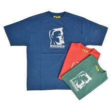 Roughneck Clothing T-Shirt Triple Pack Mixed Colours - L (42-44in)