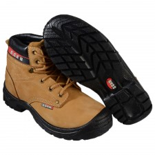 Scan Cougar Nubuck Safety Boots