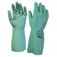 Scan 13in Nitrile Gloves Size 9 (L)