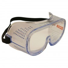 Scan Direct Ventilation Safety Goggles