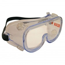 Scan Ventilation Safety Goggles