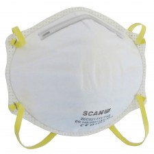 Scan Moulded Disposable Mask FFP1