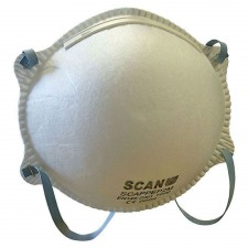 Scan Moulded Disposable Mask FFP2 Protection