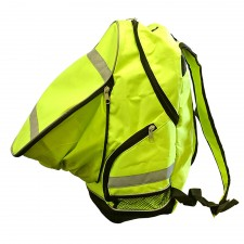 Scan Hi-Visibility Backpack Yellow  Lined