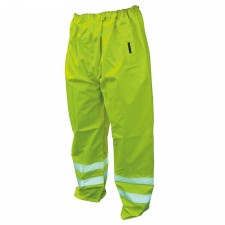 Scan Hi-Vis Motorway Trouser Yellow