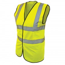 Scan Hi-Vis Waistcoat Yellow - Child