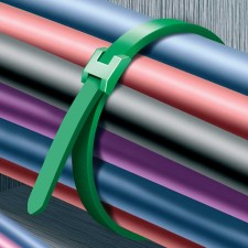 Cable Ties SAFE-TY Low Profile Ties