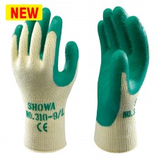 Showa 310 Grip Glove Green