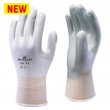 Showa 370 Palm Fit Assembly Grip Nitrile Coated Glove