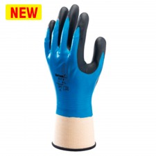 Showa 377 Nitrile Foam Coated Glove