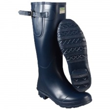 Town & Country Bosworth Wellington Boots Navy