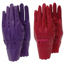 Town & Country Original Aquasure Vinyl Ladies Gloves (One Size)