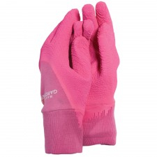 Town & Country Master Gardener Ladies Pink Gloves (Medium)