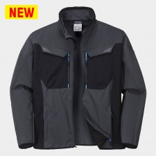 Portwest T750 WX3 Softshell Jacket - Metal Grey