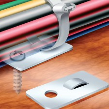 Cable Ties TY-RAP® Mounting Clamps