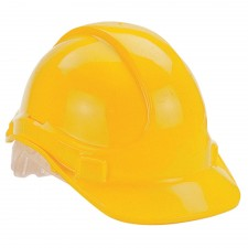 Vitrex Safety Helmet - Yellow