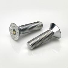 DIN 7991 Socket Countersunk Head Screws - BZP & Stainless Steel