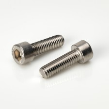 DIN 912 Socket Head Metric Cap Screws - Stainless Steel