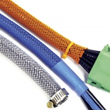 Techflex Flexo PET® General Purpose Braided Sleeving