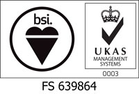 BSI UKAS Management Systems Certification