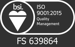 BSI ISO 9001:2015 Quality Management Certification