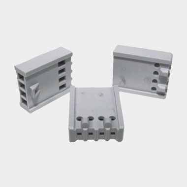 2.5mm Pitch PCB Mounting Crimp Connectors - Female