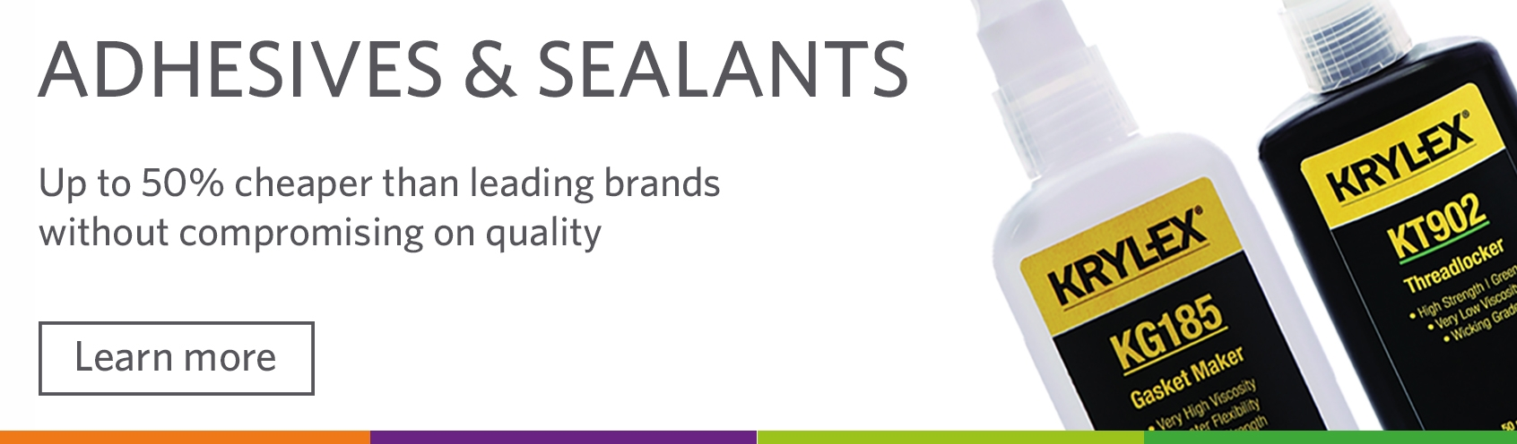 KRYLEX Industrial Adhesives & Sealants