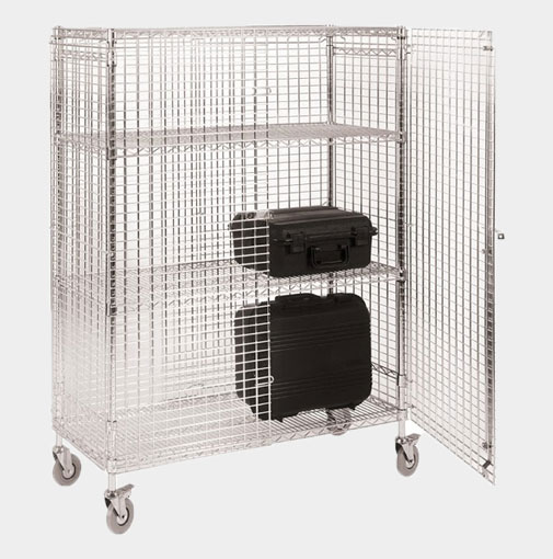 Secure Static and Mobile Cage
