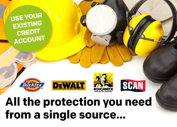 New Product Range Launched - Workwear & PPE