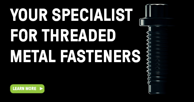 Standard Threaded Metal Fasteners