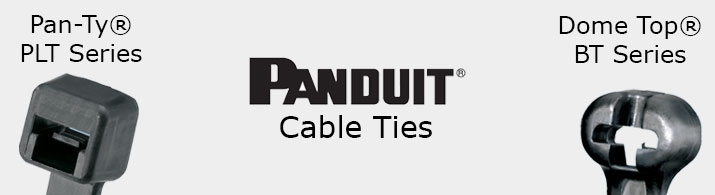 Panduit Pan-Ty Dome Top Cable Ties