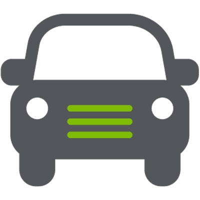 Car Automobile Vehicle Optimas Solutions Icon
