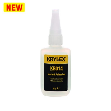 Chemence Krylex KB014 Instant Adhesive Cyanaoacrylate