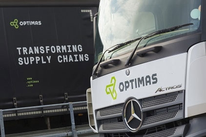 Optimas Mercedes Truck