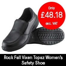 Rock Fall Vixen Topaz Women's Safety Shoe