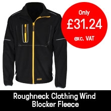 Roughneck Wind Blocker Fleece