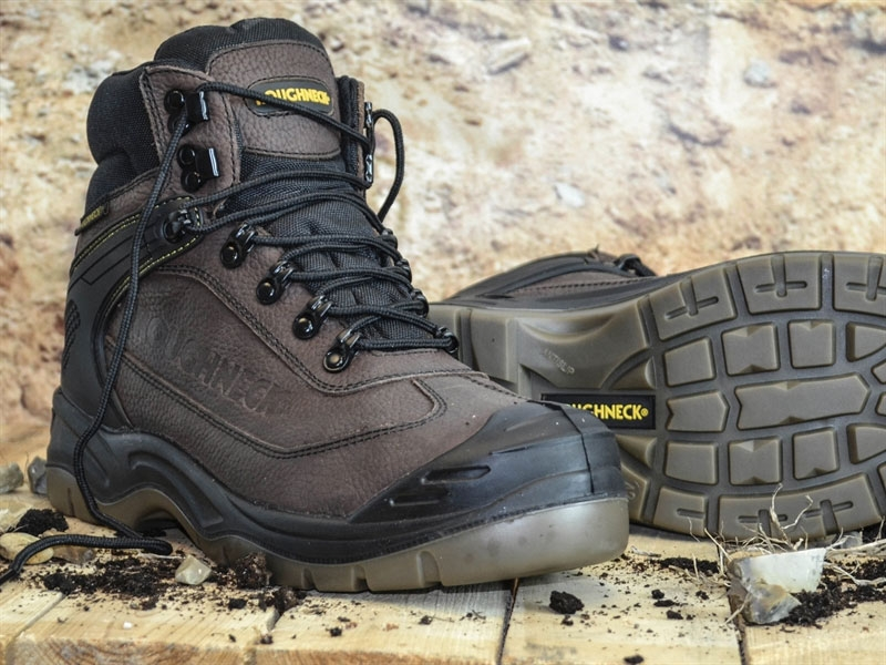 Safety Footwear - The Standards and Ratings Explained